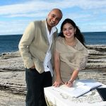 beach wedding; ocean wedding; Sydney wedding celebrant; marriage celebrant Sydney; celebrant joy;