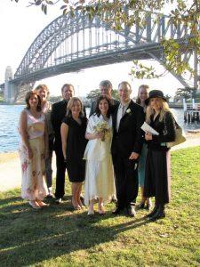 Sydney Harbour wedding; sydney harbour bridge; Sydney weddings; Sydney wedding celebrant; Joyful Occasions weddings