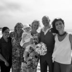 Sydney beach wedding; civil wedding ceremony; casual wedding; Sydney wedding celebrant; Joyful Occasions Celebrant