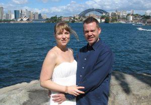 sydney elopement; cremorne wedding; sydney celebrant; marriage celebrant; elopement; casual wedding; joyfuloccasions;