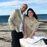 beach wedding; ocean wedding; Sydney wedding celebrant; marriage celebrant Sydney; celebrant joy;