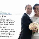 wedding vows; write your wedding vows; Joyful Occasions wedding celebrant; marriage celebrant Sydney