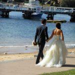 Watson's Bay wedding; wedding walk; Sydney wedding celebrant; Joyful Occasions celebrant